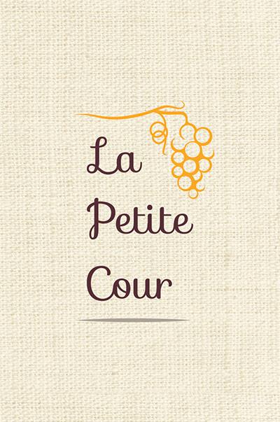 Nouveau logo du restaurant La Petite Cour