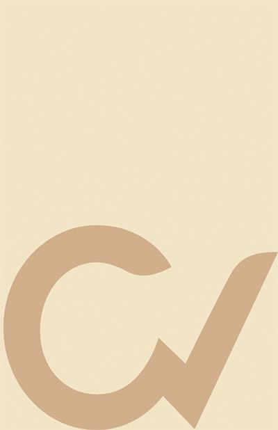 verso de la carte de visite de Carole Vivien