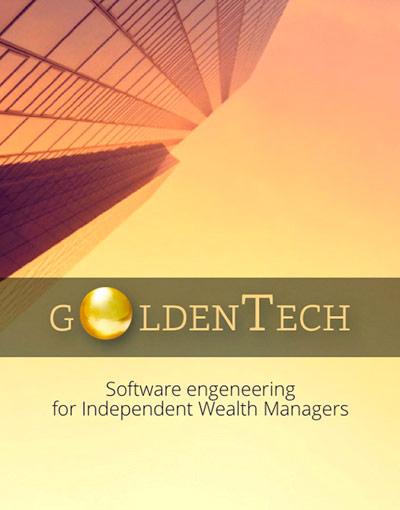 Visuel pour l'entreprise goldenTech