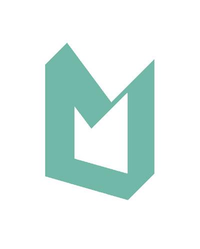 Détail du logo de la Médiathèque municipale de La-Roche-sur-Foron