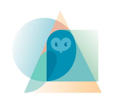 Logo du groupe scolaire Athena